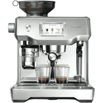 Breville - The Oracle Touch Coffee Machine - Brushed Stainless Steel