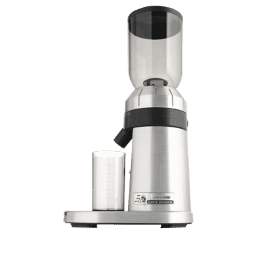 Sunbeam - Cafe Series Conical Burr Coffee Grinder - Stainless Steel